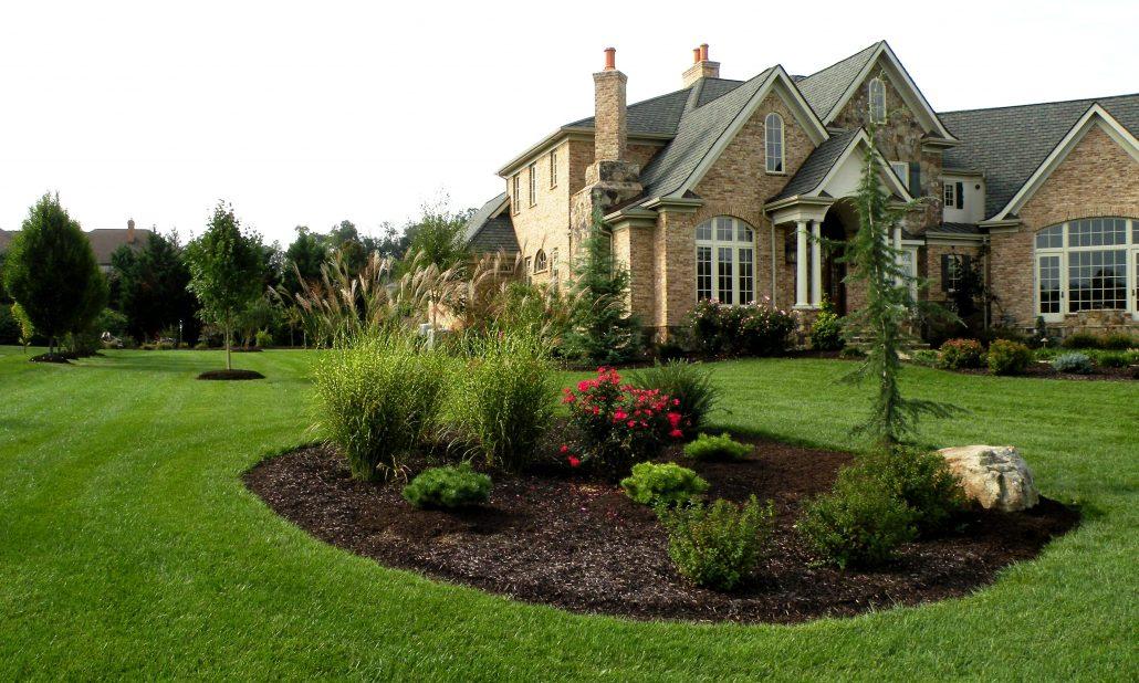 Mulching/Stone/Pine Straw - Shreckhise Landscape and Design