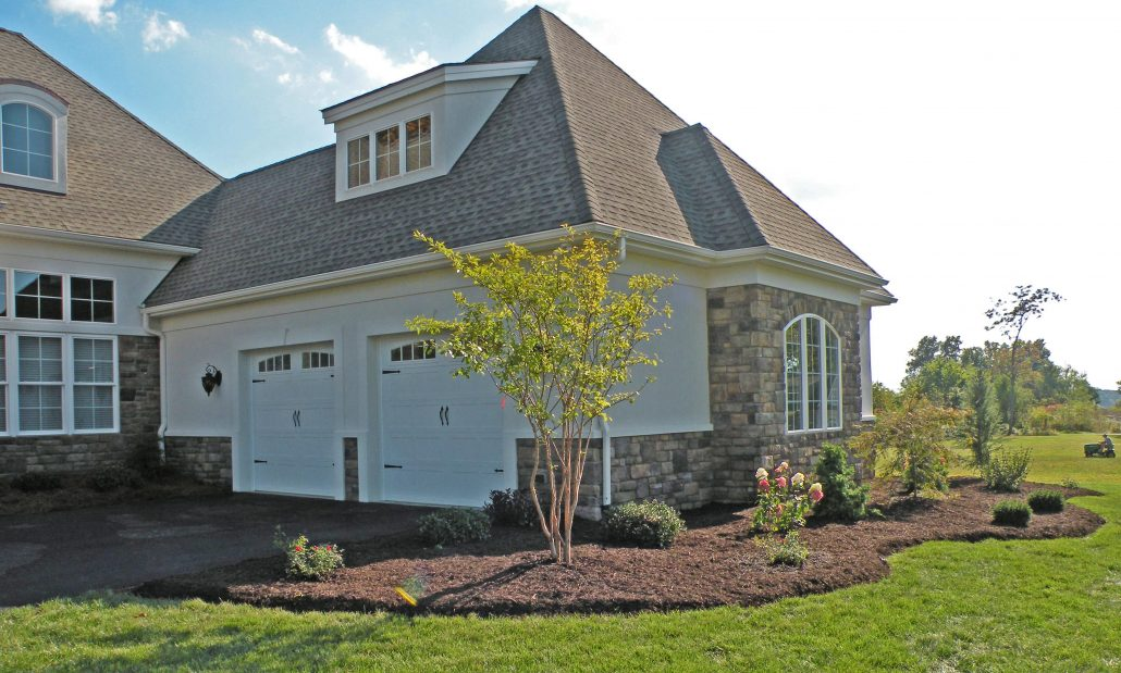 Show Off Your Beautiful New Home With A Custom Landscape Design.