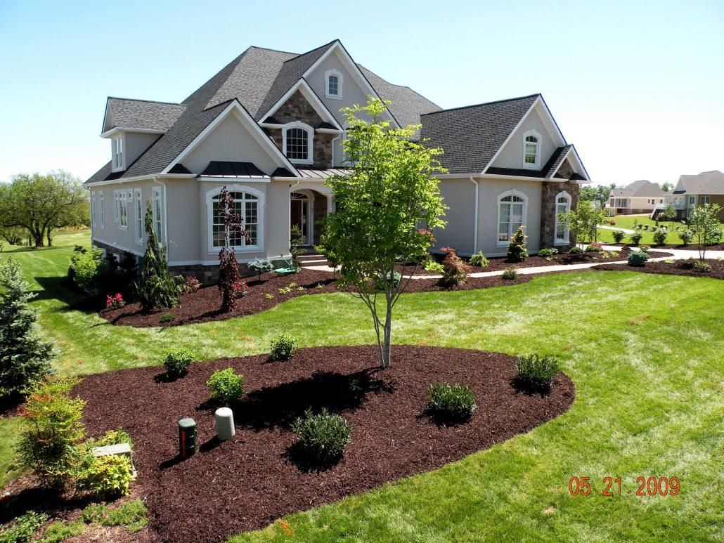 Residential Landscaping - Shreckhise Landscape and Design