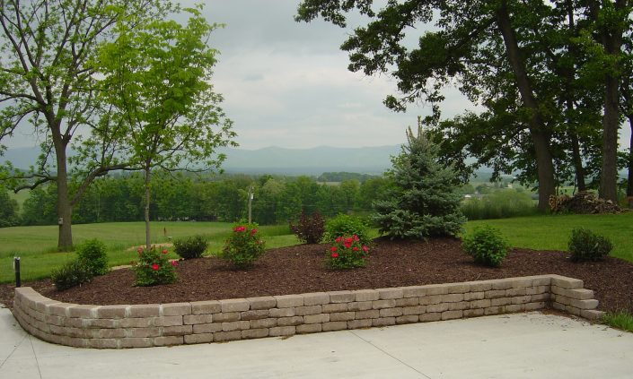 hardscapes, harrisonburg