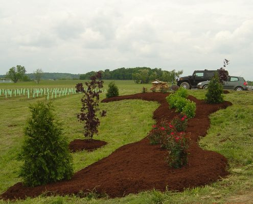 custom commercial landscaping