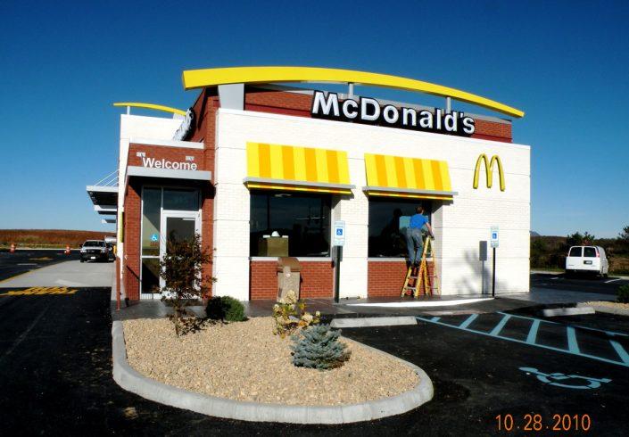 custom commercial landscaping